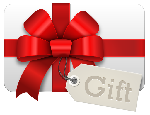 Gift Cards availabe